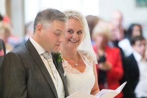 Look of Love, Wedding church service/ Photo: Jeff Turnball