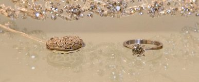 Engagement Ring / Photo: Jeff Turnbull Photography