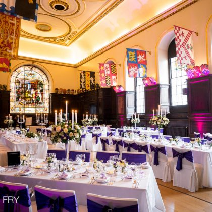 Weddings & Celebrations Venue, Stationers Hall, London / Photo By Douglas Fry Photography