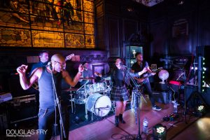 The Beat Union Band, Stationers Hall, Wedding Venue, London / Photo By Douglas Fry Photography