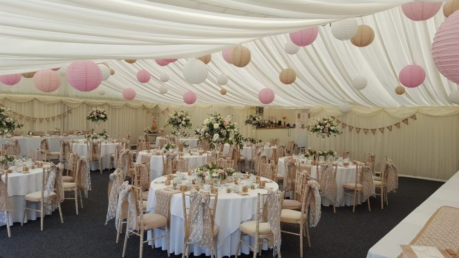 Full Planning Wedding; High House Weddings, Occasions Covered, Poppies Designer Florist, Lacey's Event Services, Valentine Catering