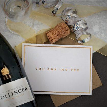 Party Celebrations with Bollinger / Photo: HJ-photography.co.uk
