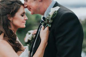 Precious moments, Essex wedding / Photo: Studio Rouge Photography